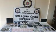 Gaziantep polisinden yasa dışı bahis operasyonu