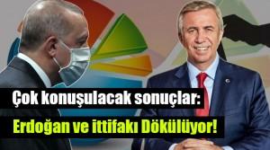 Erdoğan ve ittifakı dökülüyor