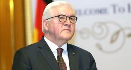 Almanya Cumhurbaşkanı Steinmeier'den bayram mesajı