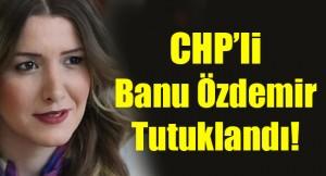 Çav Bella'da ilk tutuklama CHP'li Özdemir'e