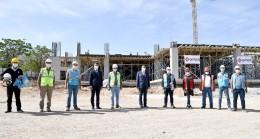 Battalgazi Devlet Hastanesi 2021 yılında hizmete girecek