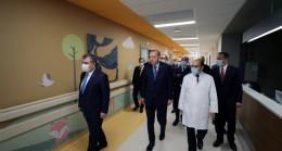 Cumhurbaşkanı Erdoğan'dan Başakşehir Çam ve Sakura Şehir Hastanesi'yle ilgili paylaşım