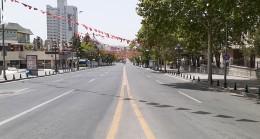 14 büyükşehir ve Zonguldak'ta haftasonu sokağa çıkma kısıtlaması