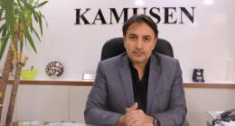 KKTC KamuSen Başkanı Metin Atan Anneler Günü Nedeniyle Kutlama Mesajı Yayımladı