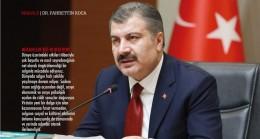 Sağlık Bakanı Koca: '6 merkezde Covid-19 aşı çalışması yapıyoruz'