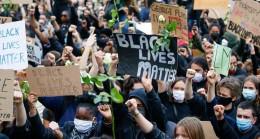 Belçika'da Floyd protestoları sonrası yağma yapıldı