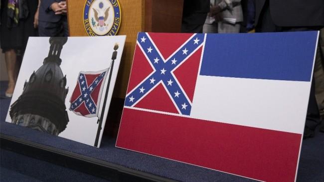 ABD'de Mississippi eyaletinin bayrağı değişiyor