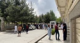 Afganistan'da camide patlama: 4 ölü, 8 yaralı