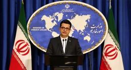 """İran Dışişleri Sözcüsü Musevi: """"İran halkının önünde diz çökecekler"""""""