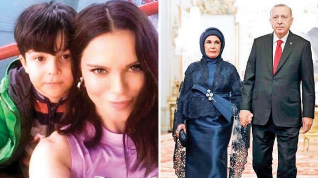 Erdoğan Ailesi'nden taziye… Oğlu Pars'ı kaybeden Ebru Şallı Akkuş'u teselli eden telefon