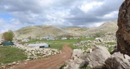 Dolamaç Kepiri Dağı'na tırmanan dağcılar doğal güzellikleri fotoğrafladı