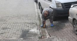 Esenyurt'ta selin verdiği hasar gün ağarınca ortaya çıktı