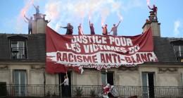 Fransa'da ırkçılık karşıtı protestolar sonrası olaylar çıktı