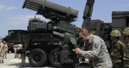 Japonya füze savunma sistemi planını askıya alıyor