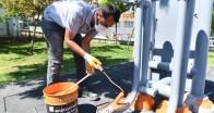 Mamak'ın parkları yenileniyor