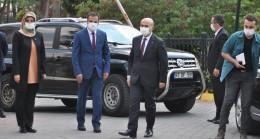 Mardin Valisi Demirtaş görevine başladı