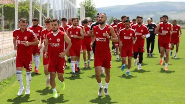 Sivasspor'da Denizlispor hazırlıkları tam gaz sürüyor