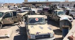 UMH güçleri Trablus Havalimanı'nı kurtarma operasyonu başlattı
