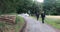Almanya'da 2 küçük uçak havada çarpıştı: 2 ölü