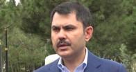 Bakan Kurum, Kalecik ilçesinde incelemelerde bulundu