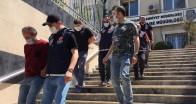 Eyüpsultan'da çete operasyonu: 8 gözaltı