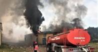 Kızılay'dan patlamayla ilgili kimyasal gaz uyarısı