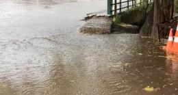 Nallıhan'da dolu yağışı hayatı olumsuz etkiledi