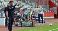 Süper Lig: Fraport TAV Antalyaspor: 1- Aytemiz Alanyaspor:0 (İlk yarı)