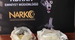 Adana'da uyuşturucu operasyonu: 9 gözaltı