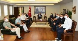 """Başkan Özdemir: """"Bölgesel teşvik kararı ile hedeflerimize daha çabuk ulaşacağız"""