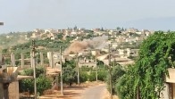 Esad rejimi Hama'yı vurdu: 2 yaralı