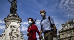 Fransa'da Mayıs ayından bu yana en yüksek vaka artışı