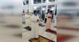 Cezayir'de Covid-19 nedeniyle kapatılan camiler 6 ay sonra yeniden açıldı