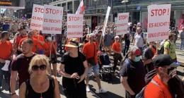 Alman meclisinin göstericiler tarafından işgal girişimine tepkiler devam ediyor