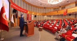 RTÜK Başkanı Şahin, tecrübelerini paylaştı.