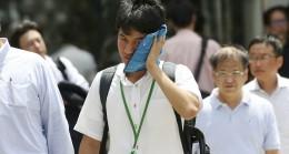 Japonya'da aşırı sıcaklar nedeniyle ölü sayısı 131'e yükseldi