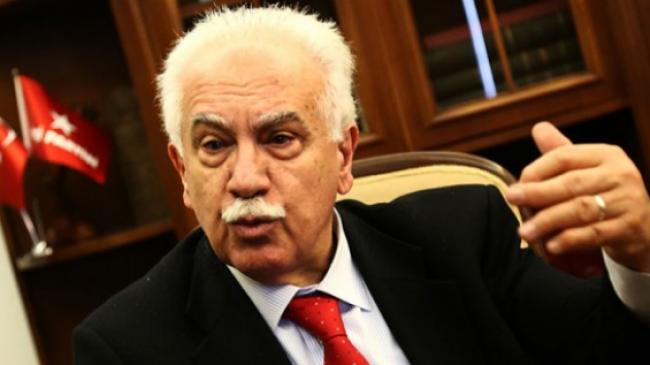 Vatan Partisi Genel Başkanı Doğu Perinçek İle Özel Röportaj