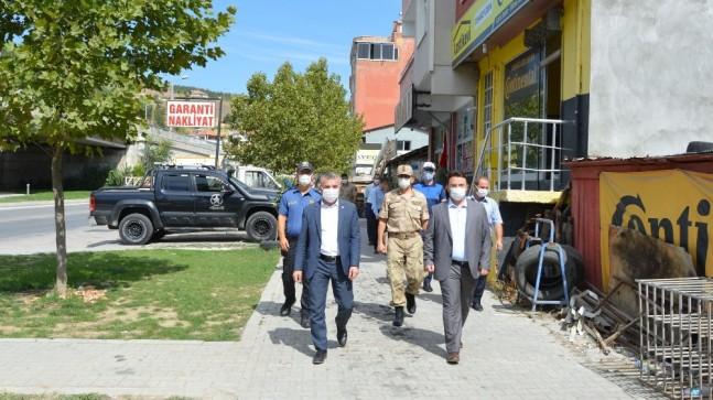 Başkan Özdemir: