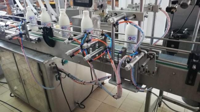 Biga MYO'da günlük süt üretimi başladı