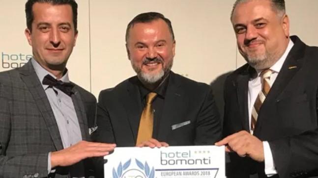 Almanya'da Otel Bomonti Ödüle Doymuyor