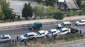 Bursa'da zincirleme kazada 7 araç birbirine girdi