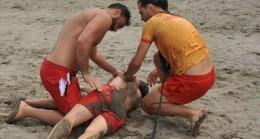 Cankurtaranlar 193 kişiyi boğulmaktan kurtardı