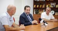 DENKTAŞ'TAN, SERBEST ÇALIŞAN HEKİMLER BİRLİĞİ'NE ZİYARET