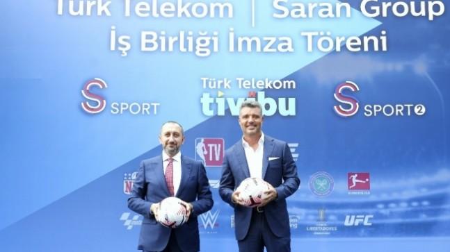 Türk Telekom ve Saran Grup'tan önemli işbirliği