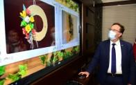 Karesi hünerli eller sanal sergisi açıldı