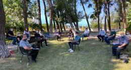 Süleymanpaşa Belediye Konservatuvarı giriş sınavları yapıldı