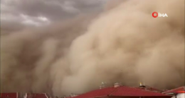 Atmosfer bilimcisi açıkladı: İşte Ankarada'ki toz bulutunun sebebi