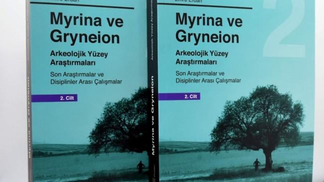 Apollon Tapınağı ile ünlü 'Gryneion' bu kitapta