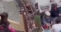 Avcılar'da komşular arasındaki baltalı kavgada yeni görüntüler ortaya çıktı