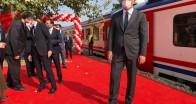 """Bakan Ersoy: """"Ankara'yı hub yaparak birçok noktaya turizm tren rotalarını yaymak istiyoruz"""""""